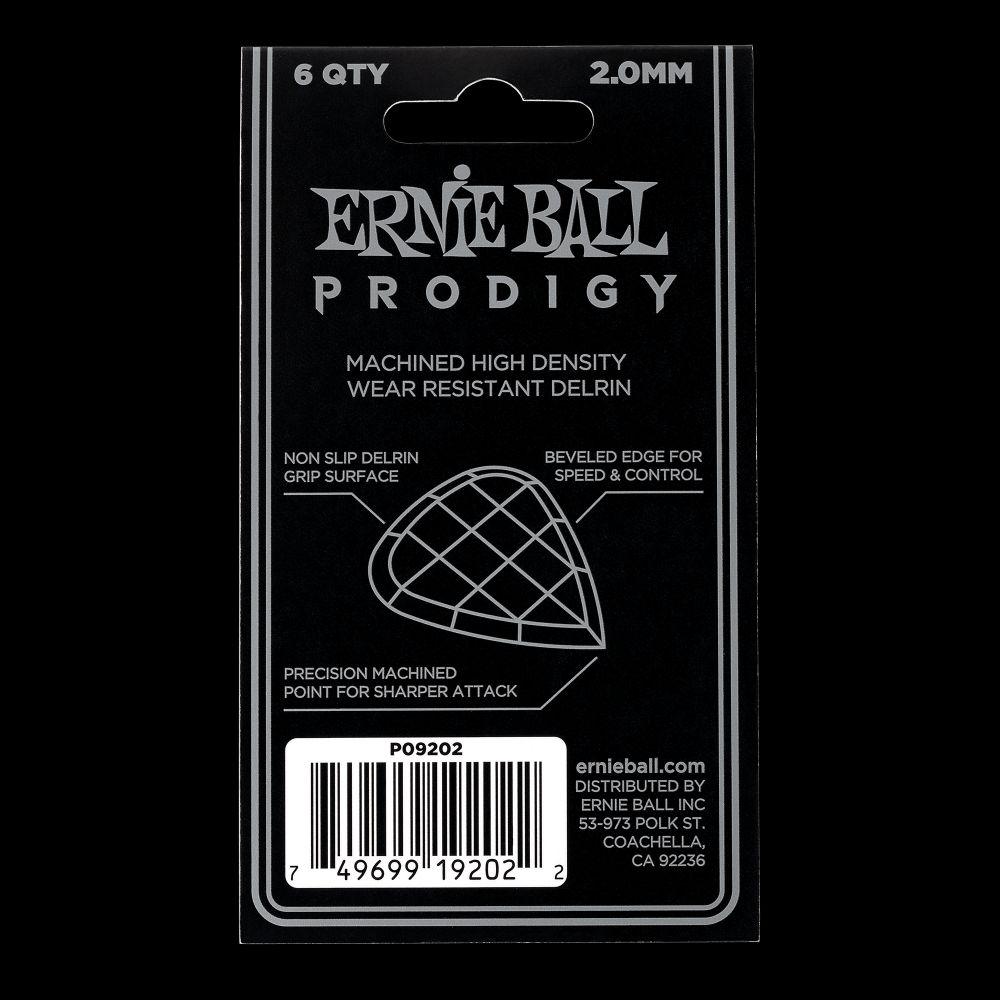 Prodigy Picks 2mm White