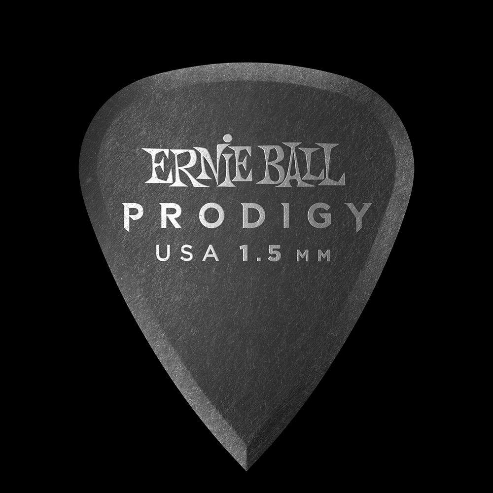 Prodigy Picks 1.5mm Black